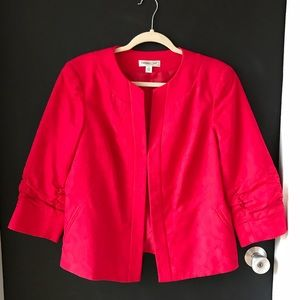 Coldwater Creek Red Jacket